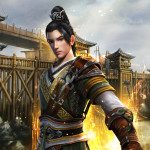 Age Of Wulin Tapeta