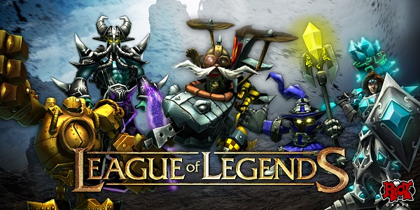 League of Legends tapeta